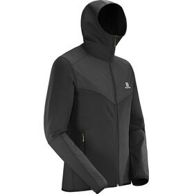 Salomon M's X Alp Mid Hoodie Jacket Black